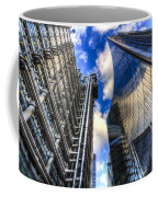 Lloyd's And Willis Group London Coffee Mug