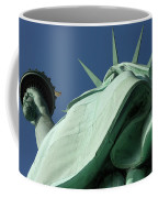 Low Angle View Of Statue Of Liberty Coffee Mug