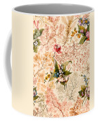 Marble End Paper Coffee Mug by William Kilburn