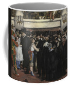 Masked Ball At The Opera Coffee Mug