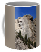 Mount Rushmore Coffee Mug by Frank Romeo