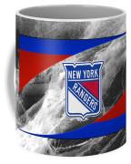 New York Rangers Coffee Mug