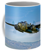 North American B-25g Mitchell Bomber Coffee Mug