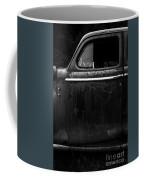 Old Junker Car Coffee Mug by Edward Fielding