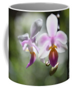 Orchids Dance Coffee Mug
