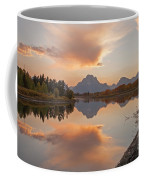 Oxbow Bend Grand Teton National Park Coffee Mug
