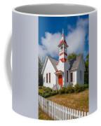 Oysterville Church Coffee Mug