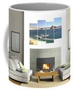 4-panel - Lake Powell Marina Coffee Mug