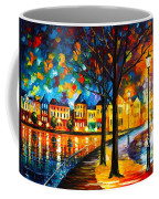 Park By The River Coffee Mug