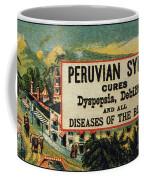Patent Medicine Coffee Mug