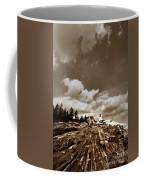 Pemaquid Point Lighthouse Coffee Mug by Skip Willits