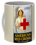 Red Cross Poster, C1917 Coffee Mug