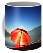 Red Umbrella Coffee Mug