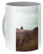 Refugee Girl Coffee Mug