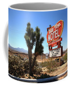 Route 66 - Hill Top Motel Coffee Mug