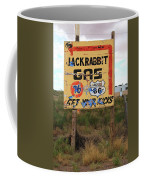 Route 66 - Jack Rabbit Trading Post Coffee Mug