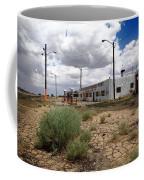Route 66 - Twin Arrows Trading Post Coffee Mug