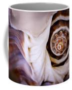 Seashell Detail Coffee Mug by Elena Elisseeva