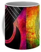 4 Seasons Guitars Panorama Coffee Mug