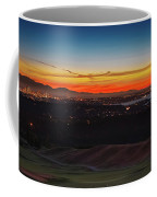 Seattle Skyline Waterfront Coffee Mug