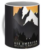 See America Poster, C1937 Coffee Mug