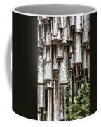 Sibelius Pipe Monument - Helsinki Finland Coffee Mug