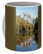 String Lake Grand Teton National Park Coffee Mug