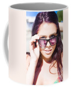 Summer Fashion Coffee Mug