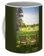 Summer Relaxing Coffee Mug