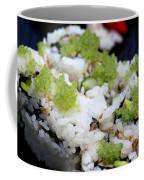 Sushi California Roll Coffee Mug