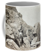 Texas Cowboys, C1908 Coffee Mug