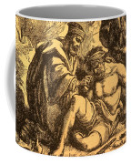 The Good Samaritan Coffee Mug by English School