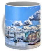 The River Thames Coffee Mug