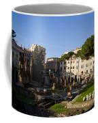 The Sacred Area Of Largo Argentina Coffee Mug