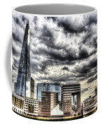 The Shard And South Bank Coffee Mug