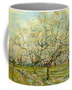 The White Orchard Coffee Mug