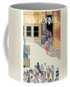 New Yorker September 17th, 2012 Coffee Mug