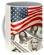 Usa Finance Coffee Mug