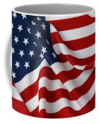USA Coffee Mug by Les Cunliffe