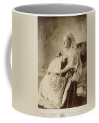Victoria Of England (1819-1901) Coffee Mug