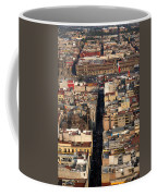 View From Torre Latinoamerican Coffee Mug