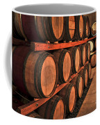 Wine Barrels Coffee Mug by Elena Elisseeva