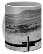 Wyoming Landscape Coffee Mug