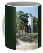 40 Mile Point Light Coffee Mug