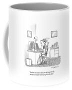 You Have To Declare What You Rob From The Rich Coffee Mug