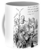 Carroll Looking Glass Coffee Mug