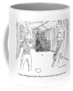 You're Making Good Contact. You Just Need To Work Coffee Mug