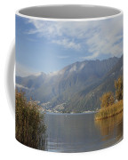 Lake Maggiore Coffee Mug by Joana Kruse
