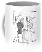 It's Great For Quesadillas Coffee Mug