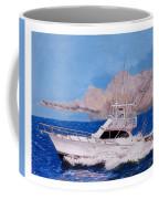 Storm Chasing On The High Seas Coffee Mug